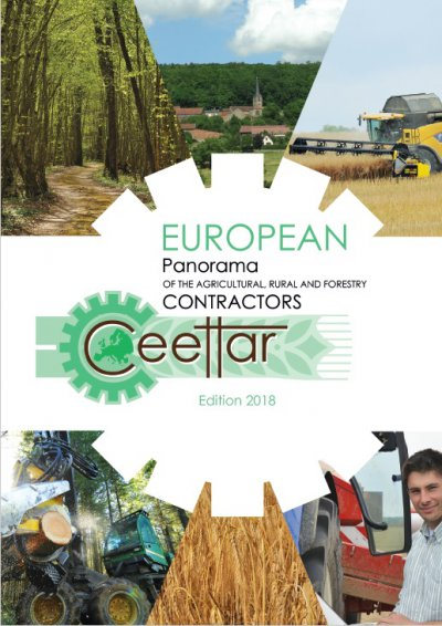 European Panorama of agricultural, rural and forestry contractors 2018