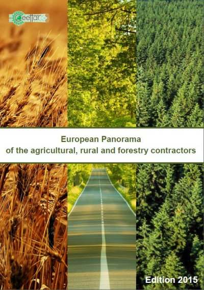 European Panorama of agricultural, rural and forestry contractors 2015